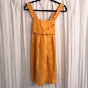 See by Chloe size 2 yellow dress